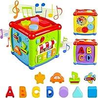 AiTuiTui Música Cubo de Actividades, 6 en 1
