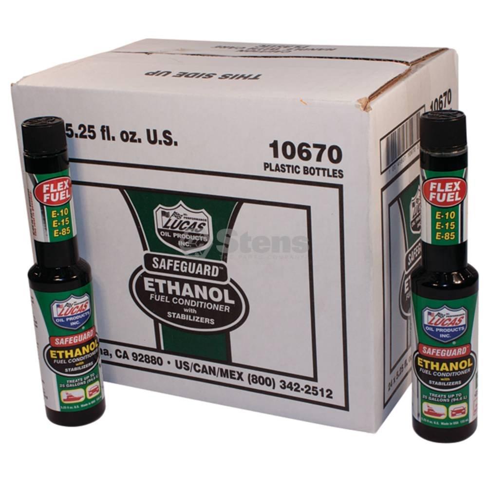 Lucas Oil Ethanol Fuel Cond. / Case Of 24 Btls/5.25 Oz by Stens