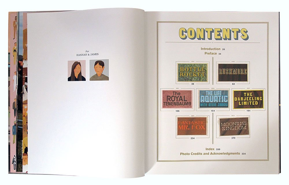 The Wes Anderson Collection Matt Zoller Seitz Michael Chabon