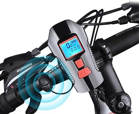 XULONG Bicicleta, grabadora de Paseo USB Recargable a Prueba de ...