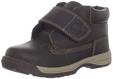 Timberland Earthkeepers Timber Tykes Hook And Loop Boot (Toddler),Brown,4 M