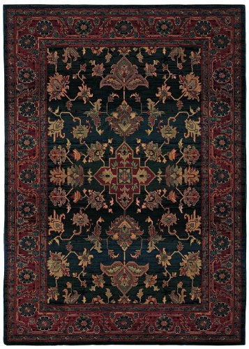 Oriental Weavers Traditional Runner Area Rug 2'6