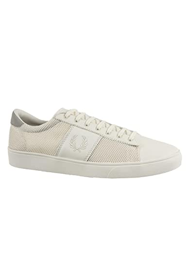 Spencer Herren Sneakers Beige Fred Perry