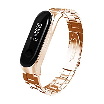 Amazon.com : gessing Leless Fashion Stainless Steel Luxury ...