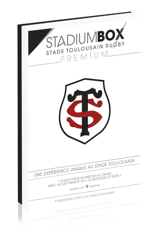 StadiumBox Premium Stade Toulousain