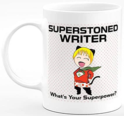 Writer Youre Looking Awesome Funny Coffee Mug Christmas Birthday Gift