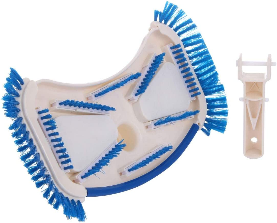 yourGEAR Pool Vacuum Cleaner VH-B Swimming Pool Vacuum Suction Brush Side Brush Vacuum Suction Brush 32//38mm Connection