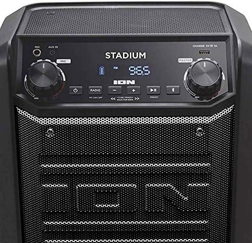 ION Audio IPA80S Stadium Portable Speaker