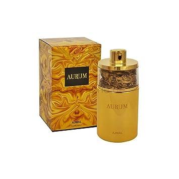 Amazoncom Aurum Spray Perfume 75 Ml By Ajmal Perfumes For Women