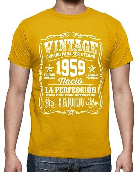 latostadora - Camiseta Vintage 1959 la para Hombre
