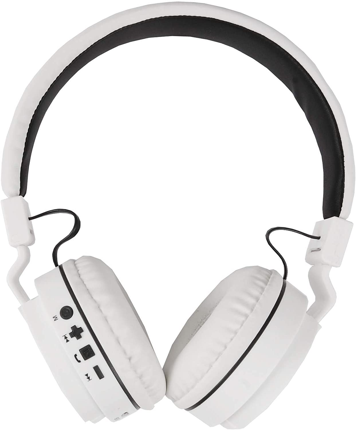 Amazon Com Surya Xifo Wireless Bluetooth Headphones M18 In White Colour Home Audio Theater