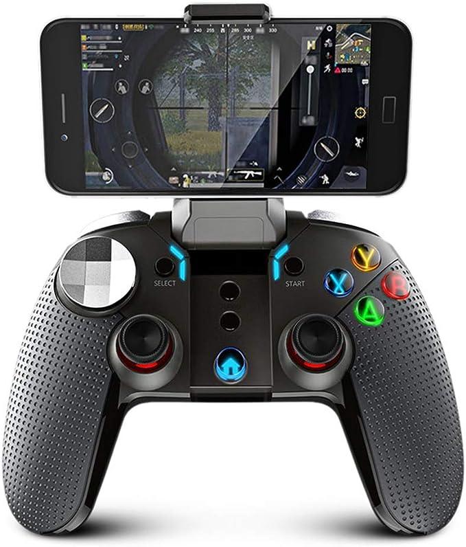 iPEGA PG 9099 - Mando de Juegos inalámbrico Bluetooth Gamepad Smart Wireless Joystick para Smartphone PC con Soporte telescópico: Amazon.es: Electrónica