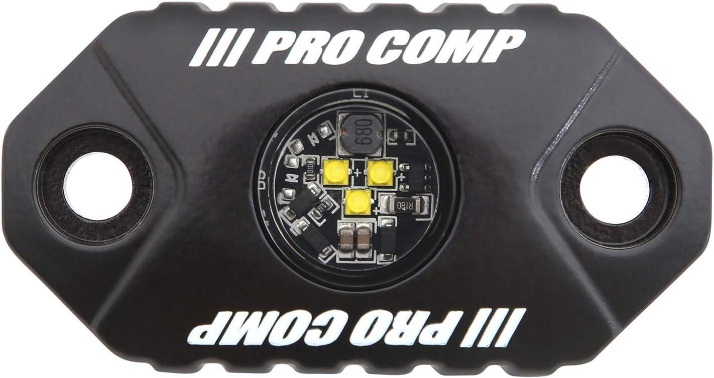 Pro Comp 6 Led 9W Rock Light Kit 76501