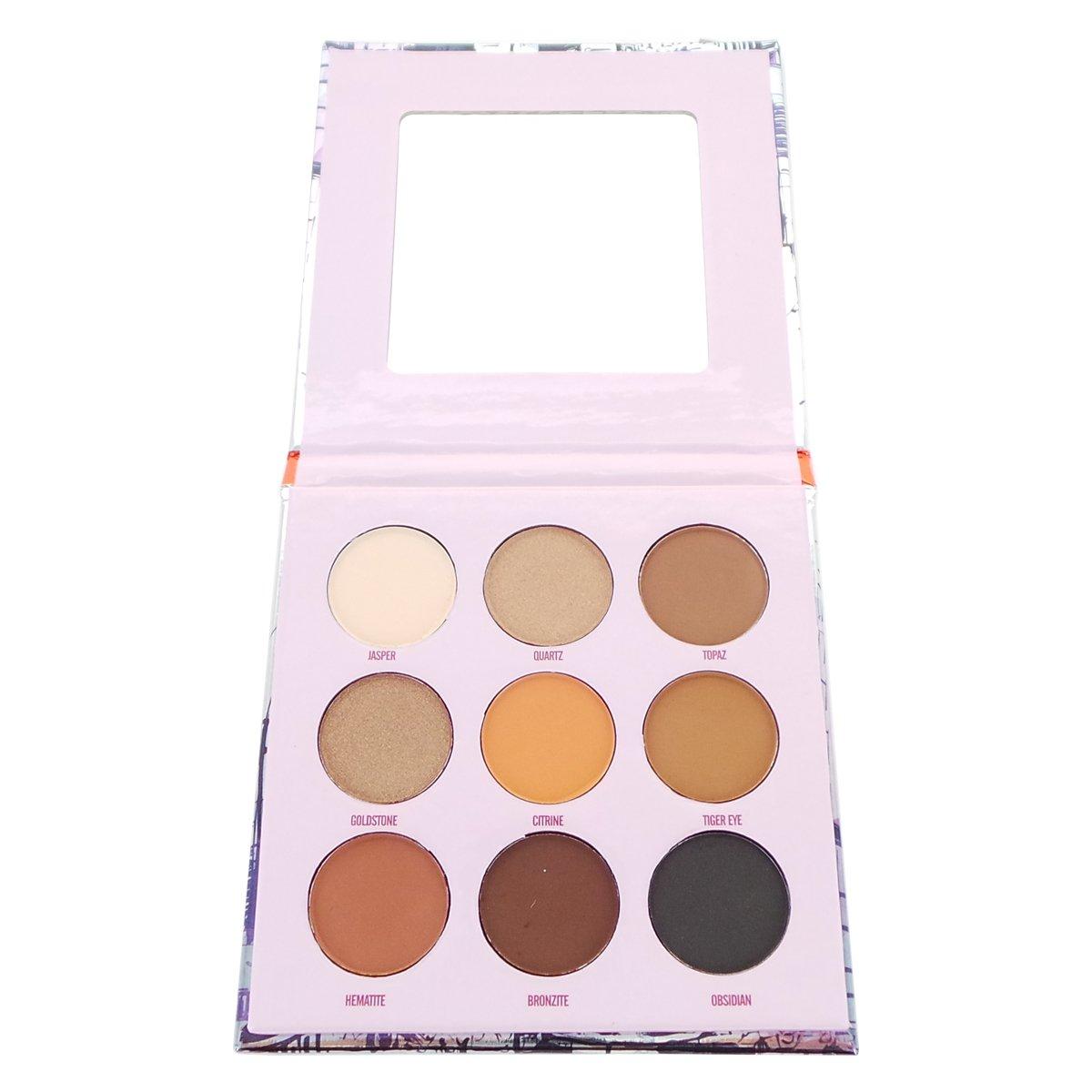OKALAN Fancy Eyeshadow Pressed Powder – The Bronze Palette