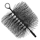 6x10 chimney brush - ZaZaTool - 1/4