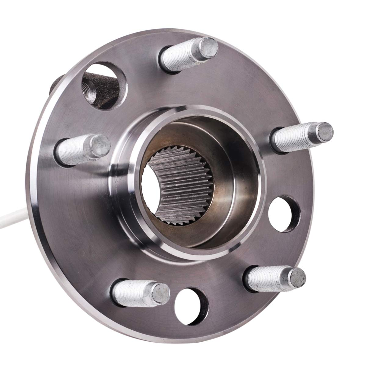 5 Lug W//ABS Front Rear Wheel Hub and Bearing Assembly Left or Right Compatible Allure Aurora Bonnevile Century Impala AUQDD 513121