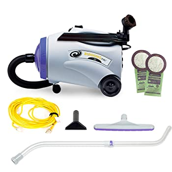 ProTeam Commercial Vacuum for Wool Carpet