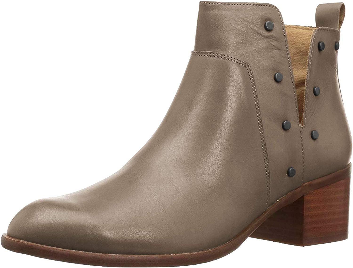 Whiskey 6 Wide US Franco Sarto Womens Richland Ankle Boot