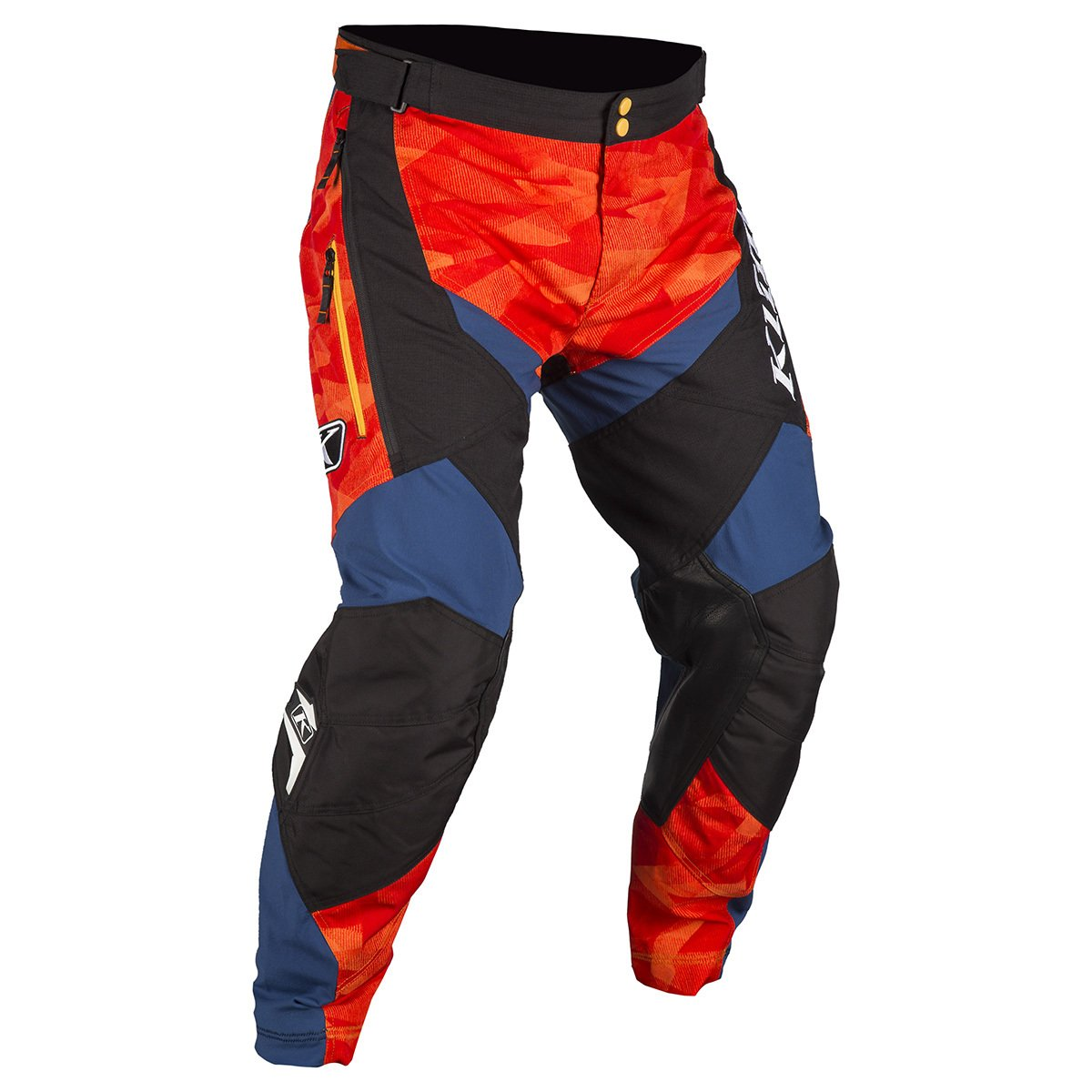Klim Dakar In The Boot Pant - 36 / Orange