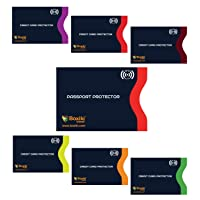 RFID Blocking Sleeves, Set With Color Coding | Identity Theft Prevention RFID Blocking...
