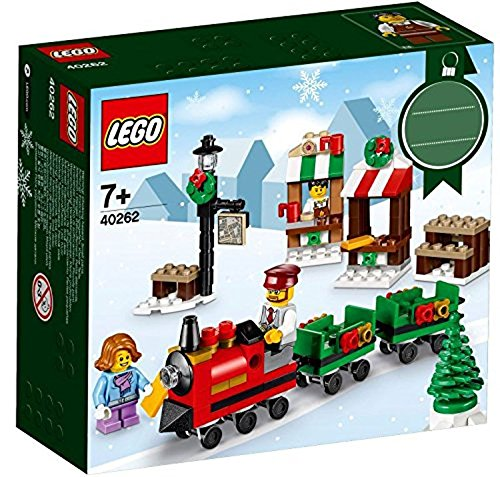 LEGO 40262 Christmas MINI Train Ride 2017 Holiday Seasonal Set 169pcs