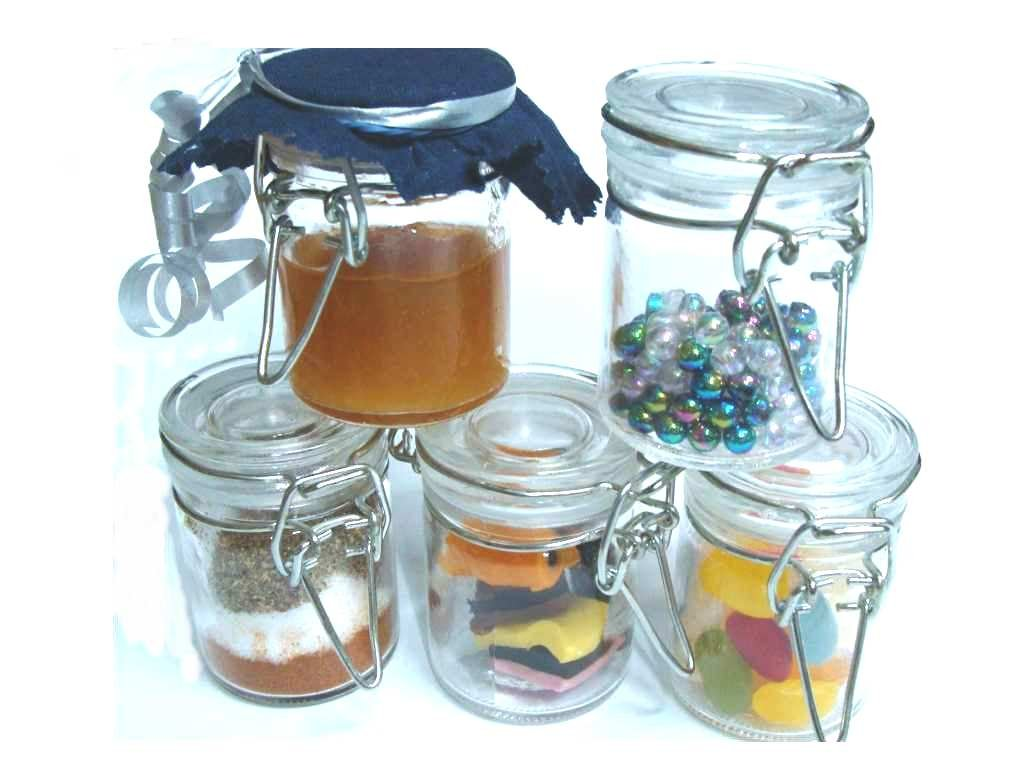Clear Jars: Amazon.co.uk