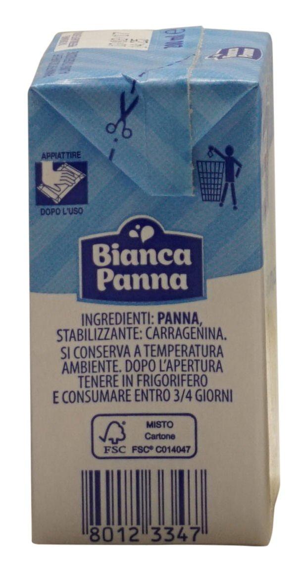 Alinor: Italian ''Panna Da Cucina'', UHT Cooking Cream * 6.7 Fluid Ounce (200ml) Packages (Pack of 4) * [ Italian Import ] by Alinor (Image #4)