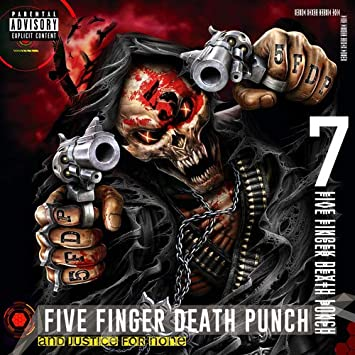 Five Finger Punch And Justice For None Deluxe Edition Amazon Com Music