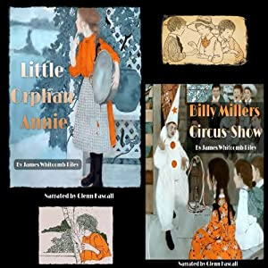 Little Orphan Annie and Billy Millers Circus-Show Audiobook