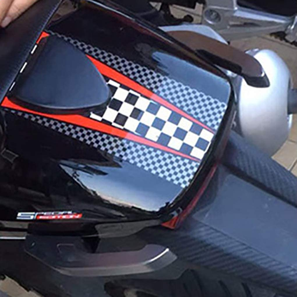 Remplacement pour Honda Grom M3 MXS-172 en Alliage daluminium de Moto arri/ère Selle Passager sur Rail poign/ée des Barres dappui