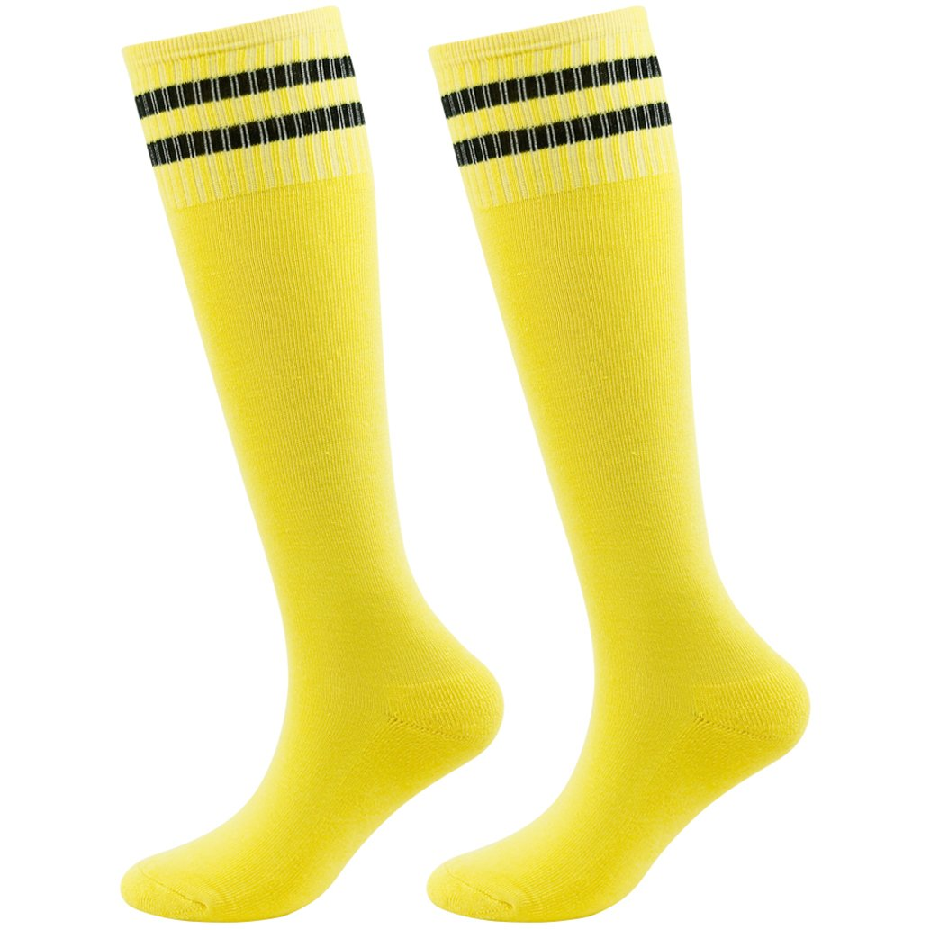 saillsen SOCKSHOSIERY ガールズ B07BGZ394Q 2 Pairs-yellow 2 Pairs-yellow