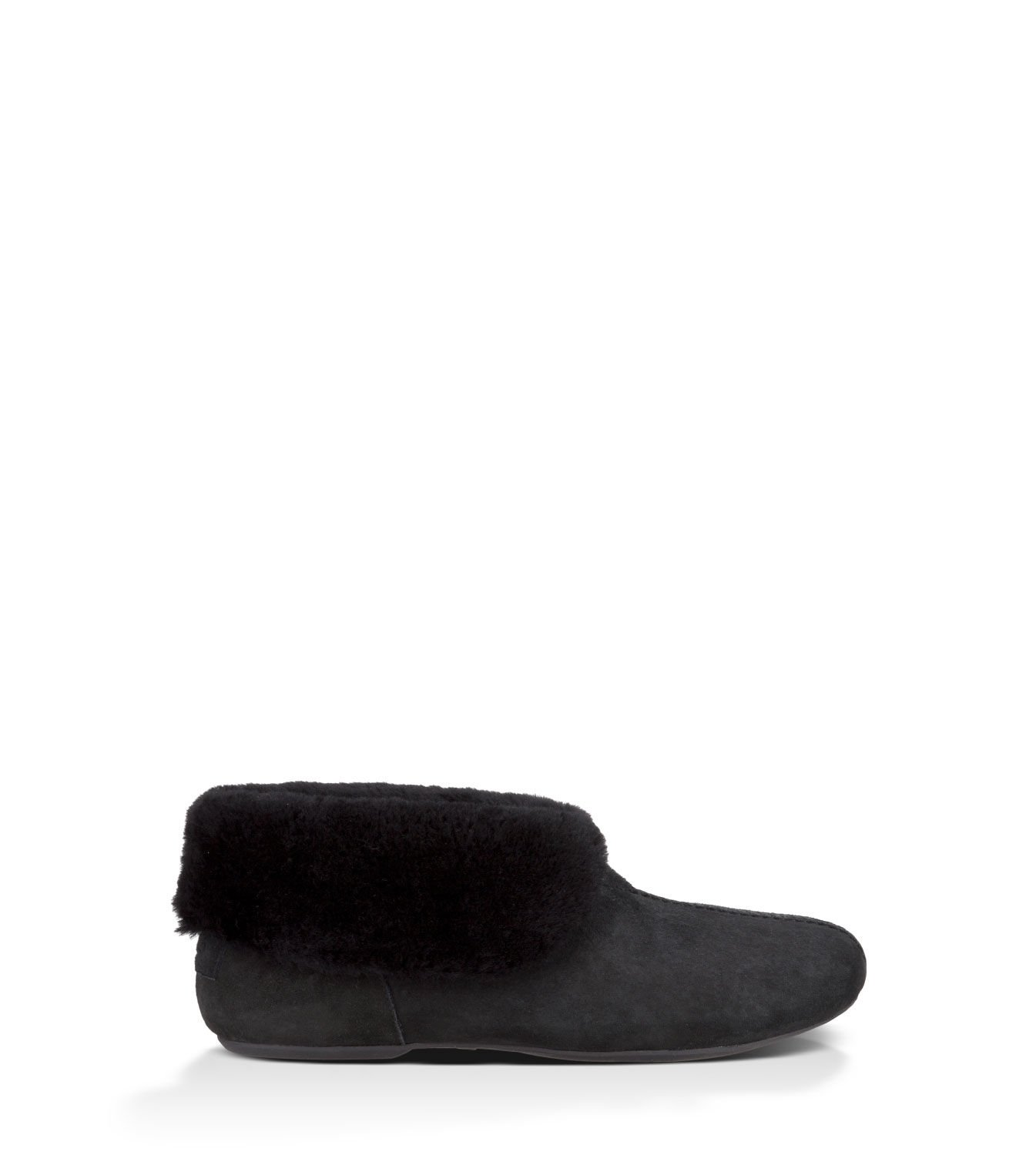 UGG Australia Womens Nerine Slipper Black Size 6
