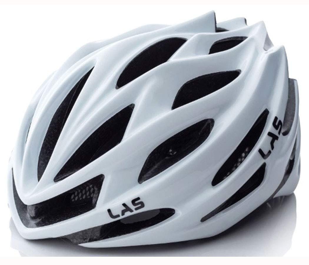 LAS(ラス) GALAXY(ギャラクシー)2.0 ヘルメット [ホワイト] S(54~59cm)  B07NGMRT88