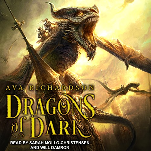 Dragons of Dark: Upon Dragon's Breath Trilogy, Book 3