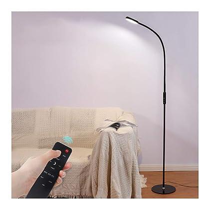 NIUZIMU Lámpara de pie LED, Sala de Estar Moderna, Sala de ...