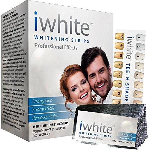 Teeth Whitening Strips Teeth Bleaching System - Professional