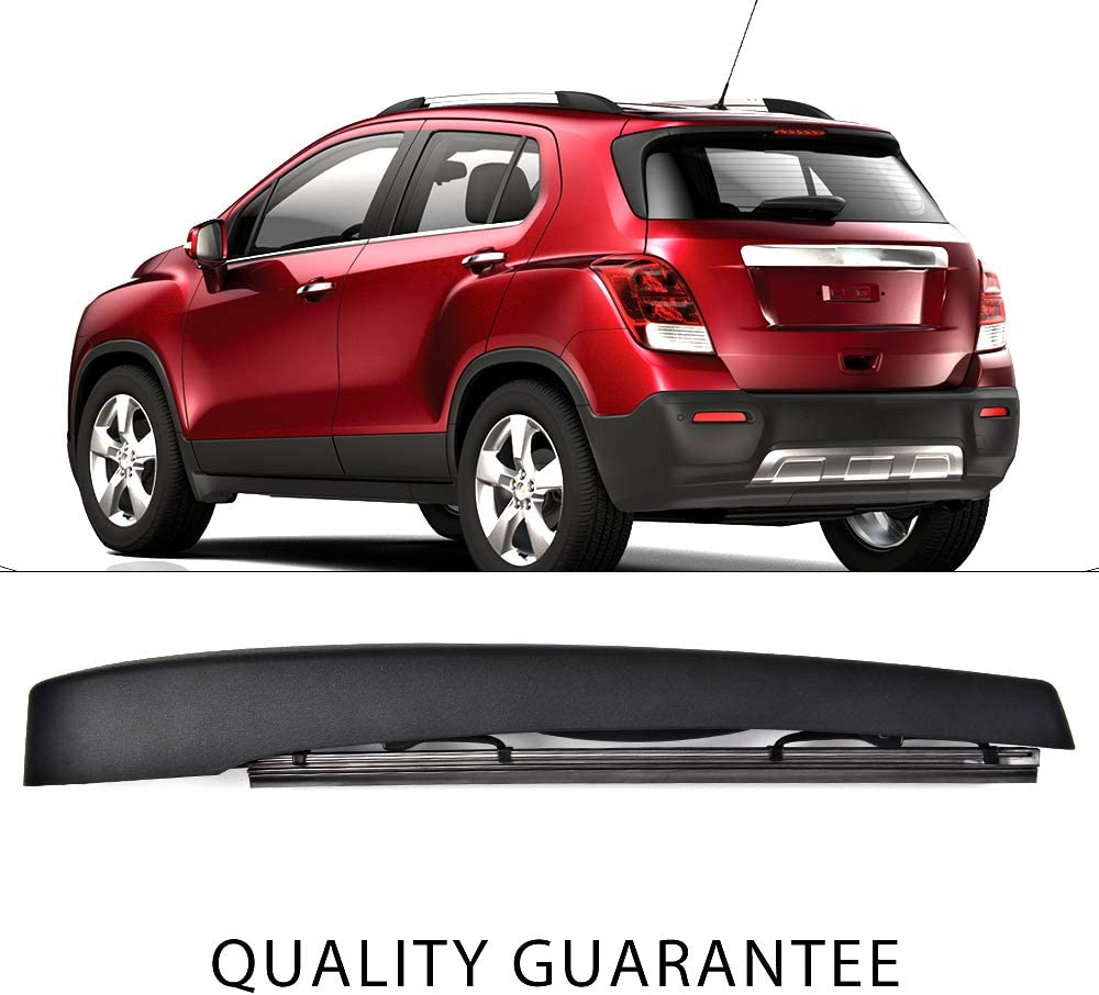 OTUAYAUTO 95915136 Rear Windshield Wiper Arm Blade Set Buick Encore 2013-2019 for Chevrolet Trax
