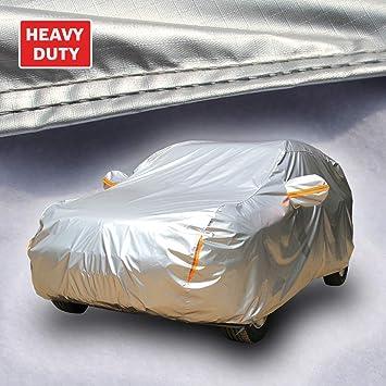 Heavy Duty Waterproof Car Cover Protector Sun Snow Rain For BMW X5 ALL YEARS