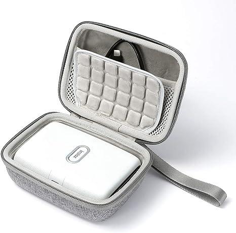 Estuche rígido para la Impresora Fujifilm Instax Mini Link Smartphone, Bolsa de Almacenamiento de Viaje: Amazon.es: Electrónica