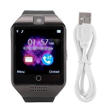Smartwatch Q18 Recordatorio de Llamada Emparejamiento NFC ...
