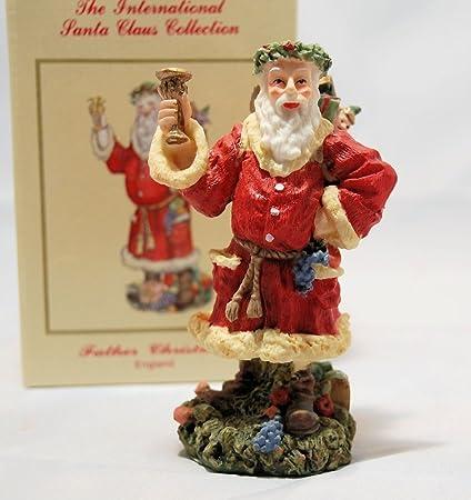The International Santa Claus Collection Father Christmas England 1992 Collectible SC02