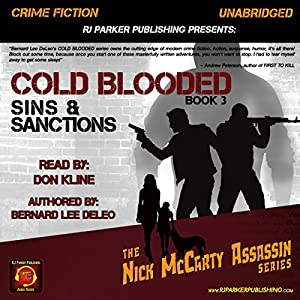 Cold Blooded III: Sins and Sanctions Audiobook