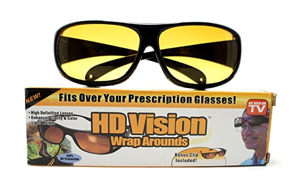GAFAS HD VISION MAXIMA PROTECCION CONTRA EL SOL: Amazon.es ...