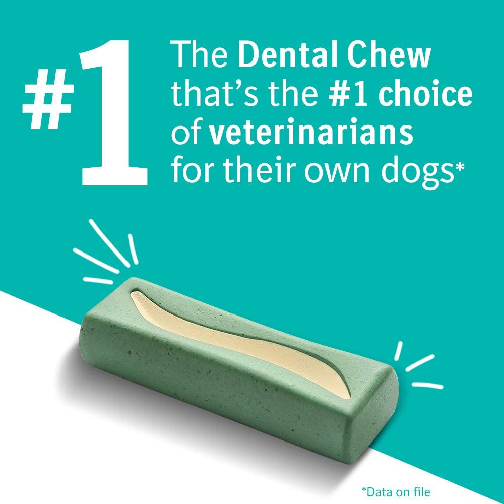 Oravet Dental Hygiene Chews for Small Dogs (10 - 24 lbs)