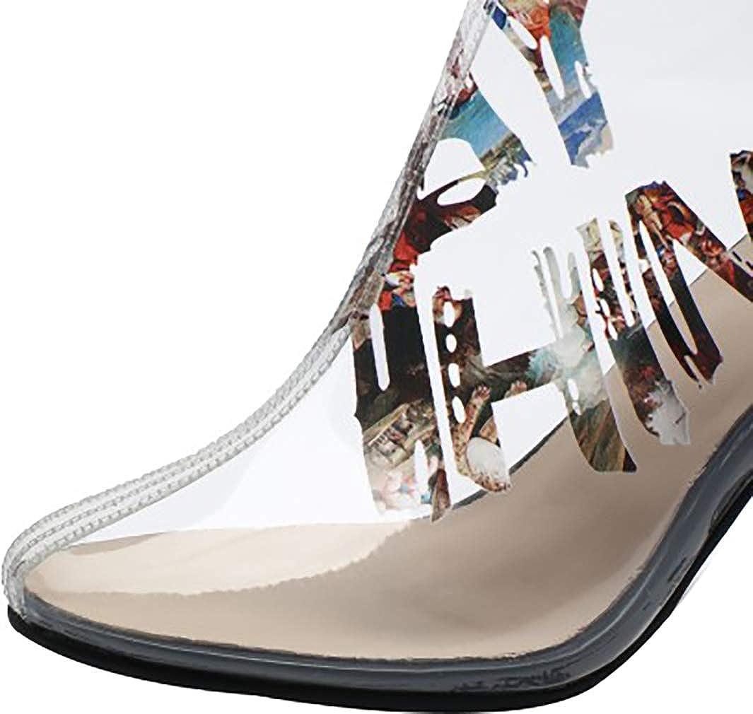 Calaier Damen Cyxiala 9CM Blockabsatz Blockabsatz Blockabsatz Reißverschluss Item_Type Schuhe adc0b4