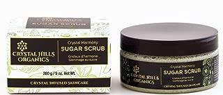 product image for Crystal Hills Organics Sugar Body Scrub Crystal Harmony Green Quartz