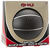 POOF Pro Gold Black Basketball