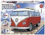 Ravensburger Volkswagen T1 Campervan-162 Piece 3D...