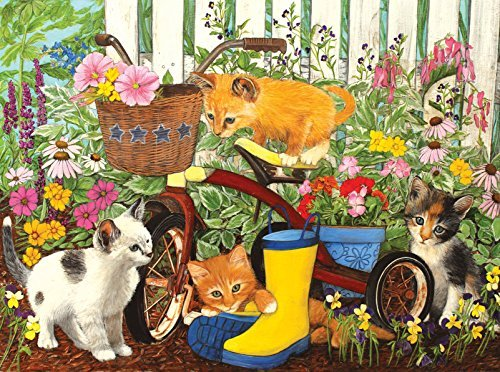 I Can't Reach the Pedals!, A 1000 Piece Jigsaw Puzzle by SunsOut by SunsOut