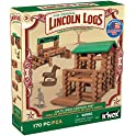 Lincoln Logs Colts Creek Command Post, 170 Piece Set